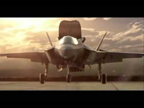 F-35 JSF VERTICAL TAKEOFF AND LANDING