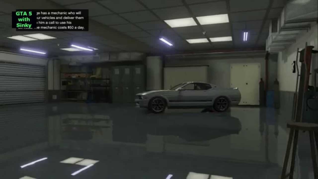 how to buy a 6 car garage in gta online - 6 Car Garage