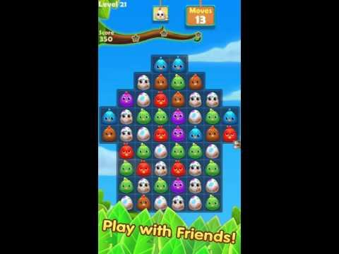 Chicken Splash – Match 3 Game 1