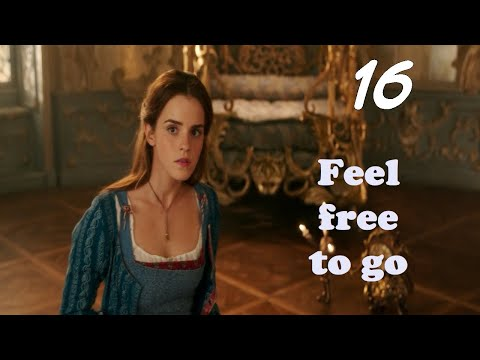 Learn English Through Movies #Beauty_And_The_Beast 16