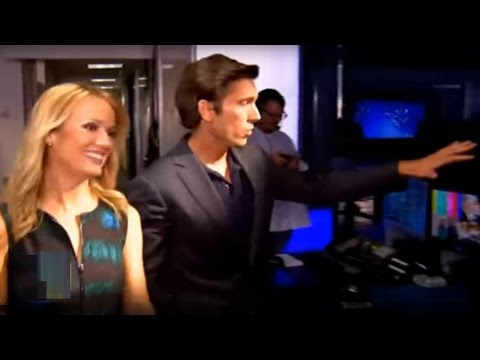 Compilation of Interviews of DAVID MUIR on Becoming Anchor