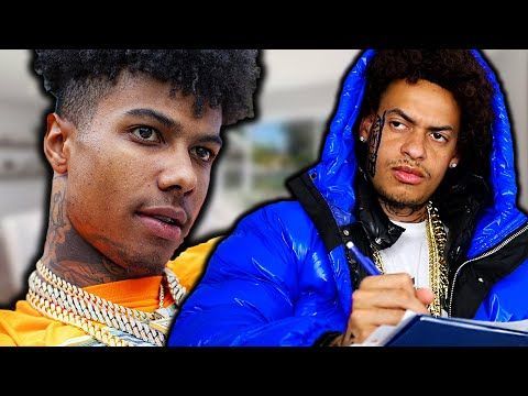 If Blueface was your Therapist
