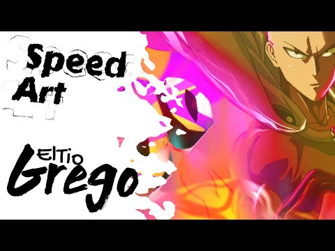 Speed Art // Banner // New Sale // For @GregoArtx // Style Anime //On Android!! [Ibis Paint X]