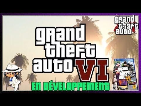 GTA VI EST EN COURS DE PRODUCTION!!!