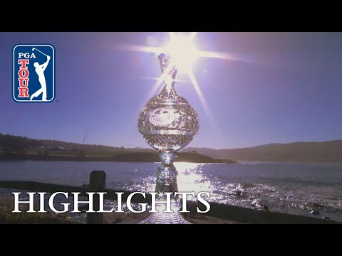 Highlights | Round 1 | AT&T Pebble Beach