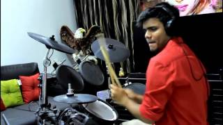Phantom- Afgan Jalebi (Drums& Melodica Cover) PARTH SAINI