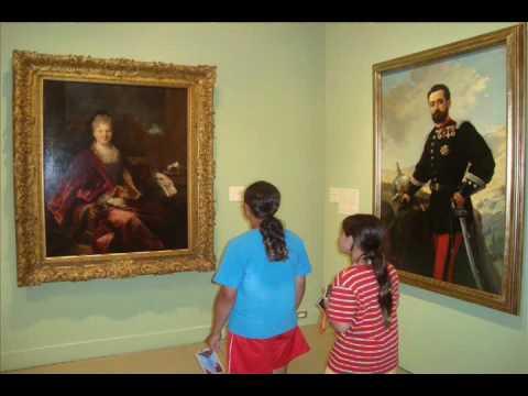 Sarkar Family, USA Travel Puerto Rico San Juan Museum Art