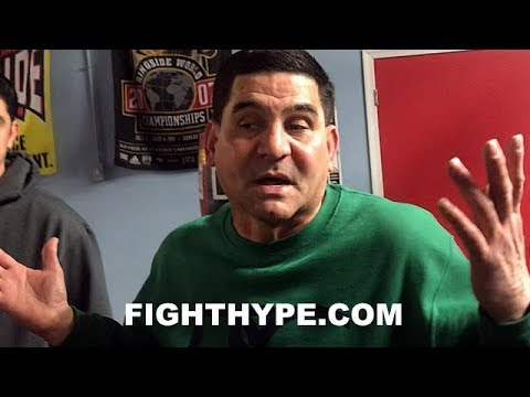 ANGEL GARCIA ON TERENCE CRAWFORD FIGHTING DANNY GARCIA; EXPLAINS WHY IT DEPENDS ON BUSINESS DRAMA