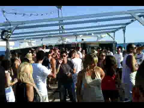Sitges Fashion Boat 14/08/2010
