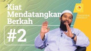 Live Streaming - Kiat Mendatangkan Berkah #2 - Mahaad Imam Malik Bin Anas