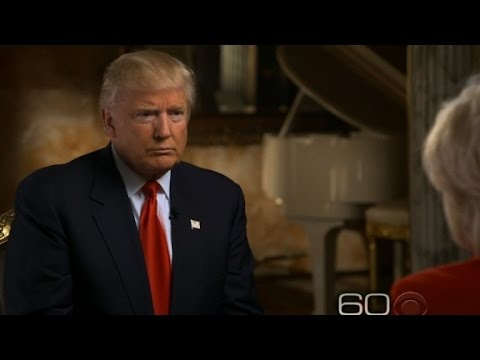 Donald Trump: We'll keep parts of Obamacare