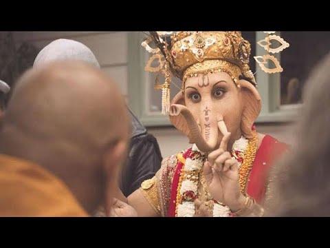هندوس يحتجون على إعلان لحوم يصور الإله غانيشا  - نشر قبل 2 ساعة