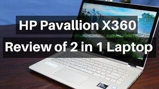 HP Pavallion x360 review | 2 in 1 laptop | 14-BA075TX 🔥🔥🔥