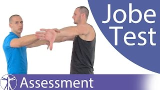 Jobe / Empty Can Test | Subacromial Pain Syndrome