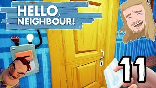 Ner i källaren | Hello Neighbor Beta 3 | Del 11 | med Pattan