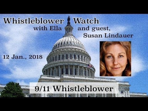 Susan Lindauer: Whistleblower, antiwar activist, and former Congressional staffer and CIA asset
