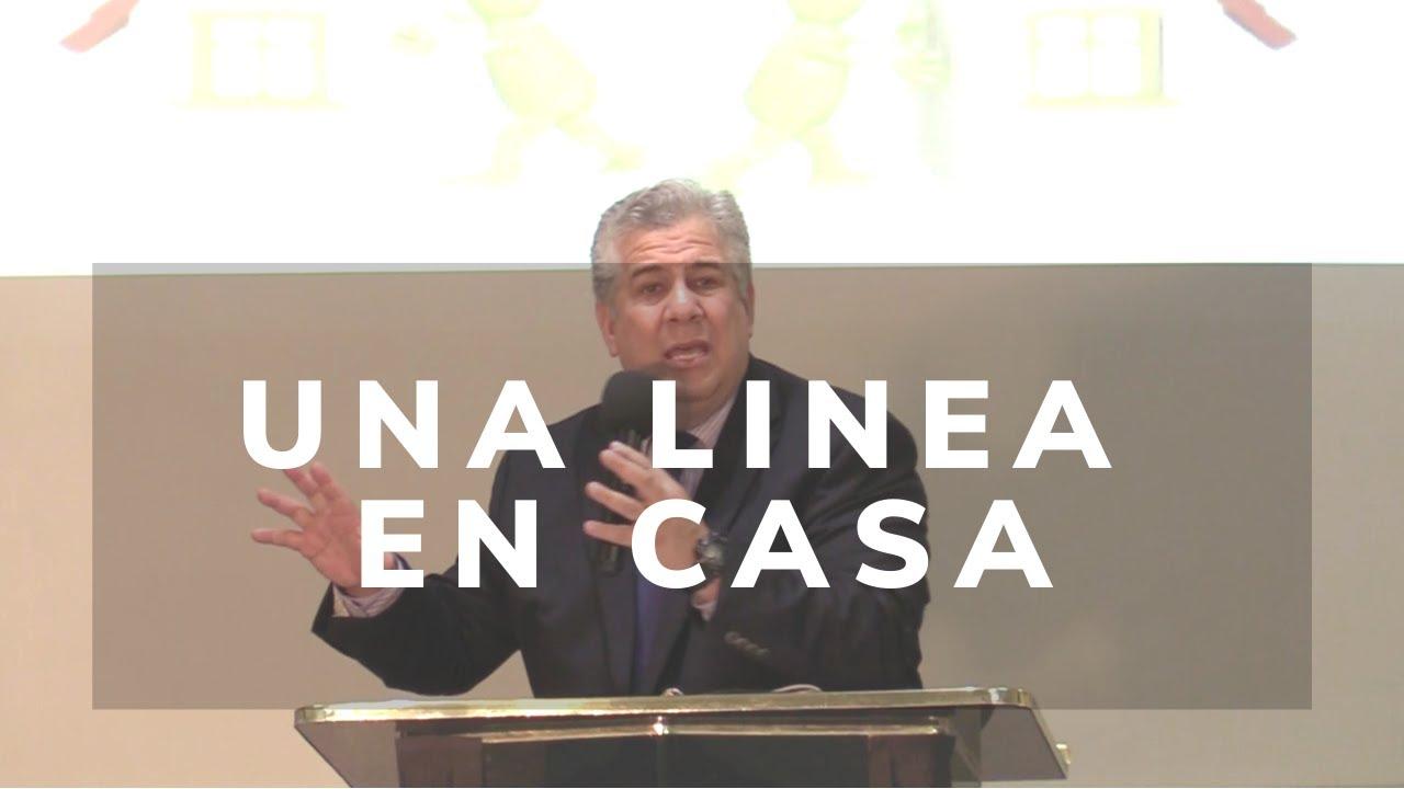 Gilberto Montes de Oca- Una linea en casa