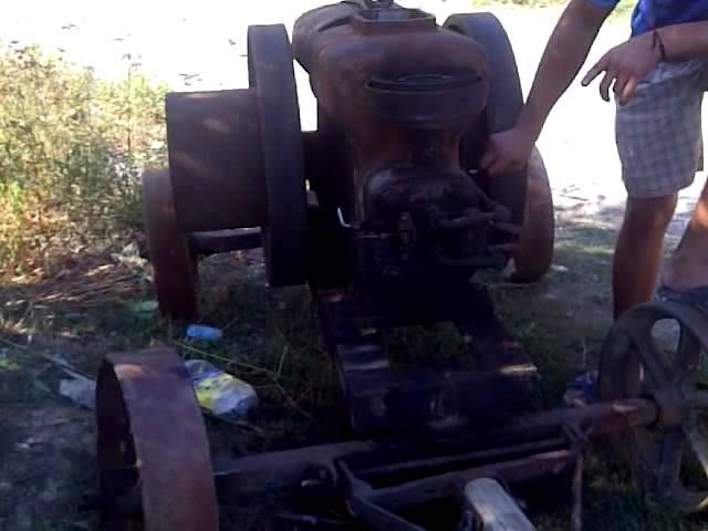 Motor diesel 1 cilindru (TN)