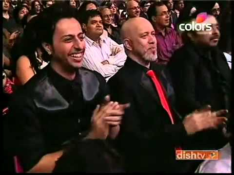 Sonu Nigam Mimicry at Global Indian Music Awards GiMA) 2010
