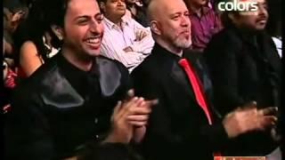 Sonu Nigam Mimicry at Global Indian Music Awards GiMA) 2010