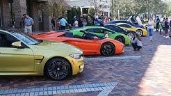 JACKSONVILLE'S RICHEST CAR SHOW!! REV BATTLE + CRAZY ACCELERATIONS!!