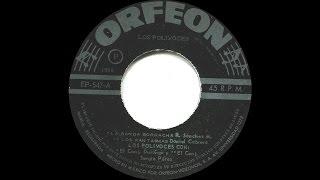 Los Polivoces - Los Fantasmas (1966, México)