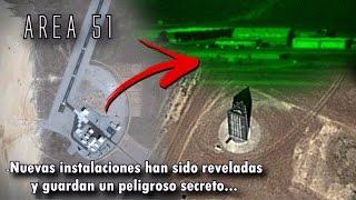 NUEVA AREA 51 ES DESCUBIERTA POR GOOGLE MAPS Free HD Video