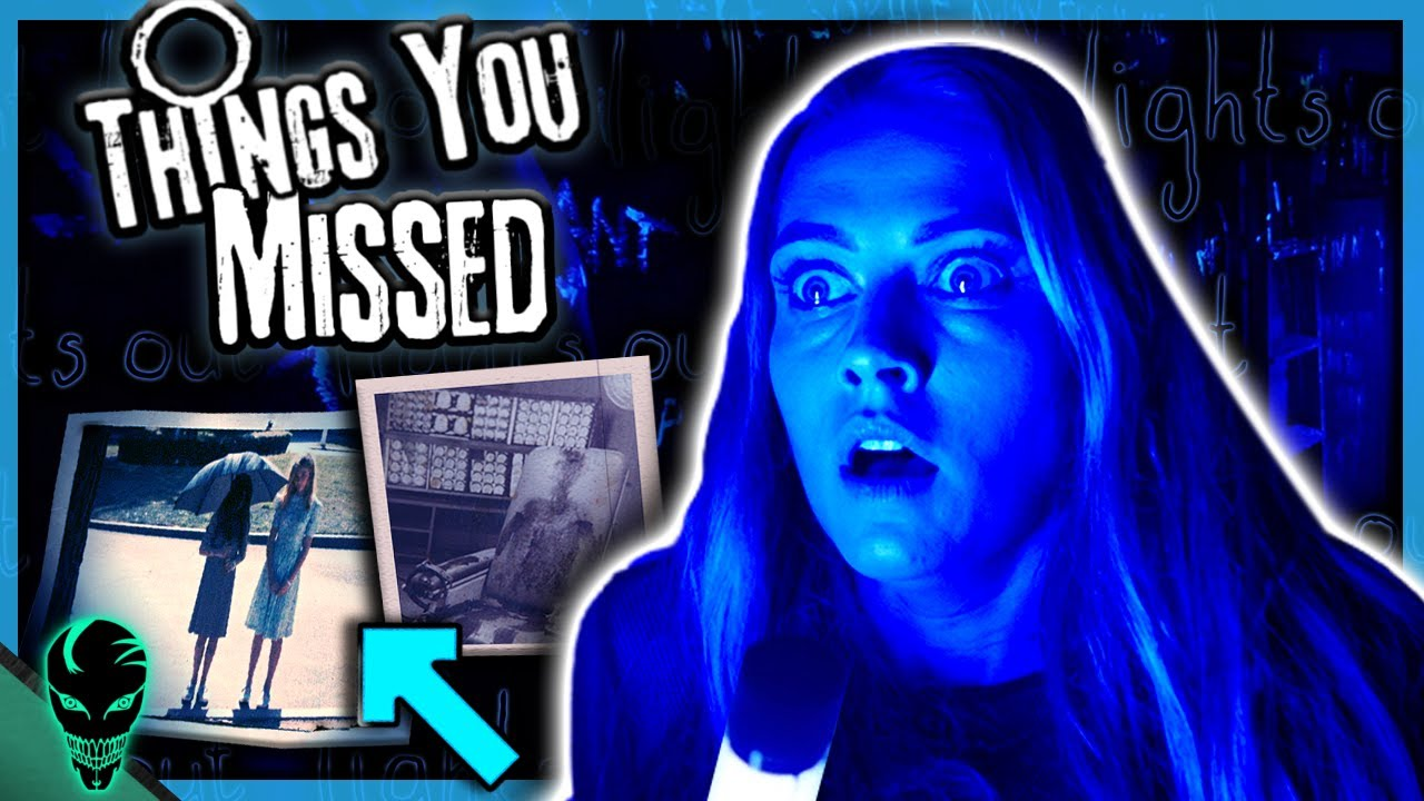 Download 30 Things You Missed in Lights Out (2016)
