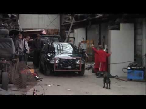 VW Golf 3 modded