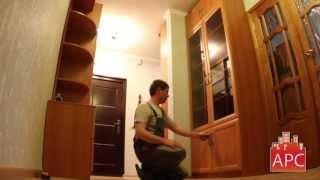 Шкаф для прихожей, корпусный шкаф купе и домашняя библиотека(Корпусная мебель для прихожей под ключ http://ars-shkaf.ru/prihozhie/ Встроенные, модульные и корпусные шкафы купе из..., 2013-05-12T20:02:04.000Z)
