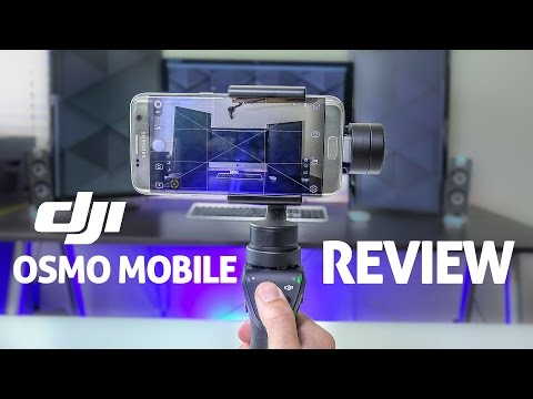 DJI Osmo Mobile REVIEW! A Smartphone Gimbal Stabilizer