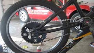 Motorized Bicycle Project Part 2