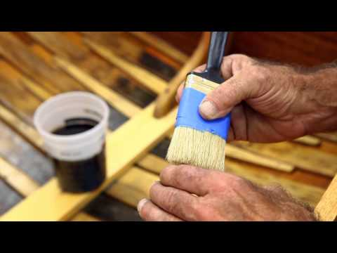 How to prep and apply varnish on wooden boats - Part 1 of 2