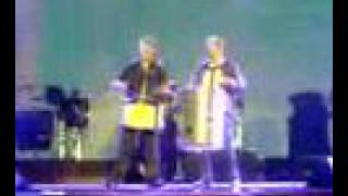 Runrig (Big drums interlude) at Drumnadrochit 2007