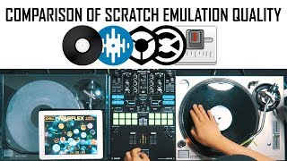 Scratching DVS | Which DJ Software Sounds Best?