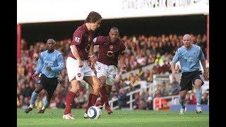 Arsenal 1-0 Manchester City 2005/06 PL EXTENDED HIGHLIGHTS
