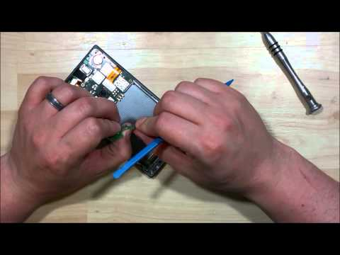 Nokia Lumia 830 - Screen Replacement - Disassembly
