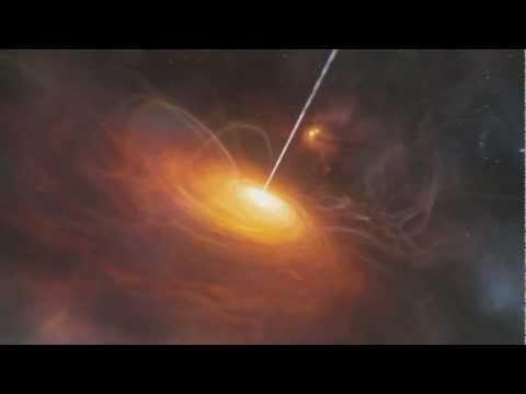 ESOCast 32. Найден самый далекий квазар