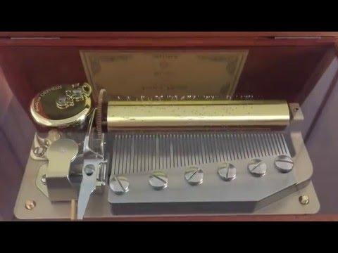 Final Fantasy VII Aeriss Theme Music Box