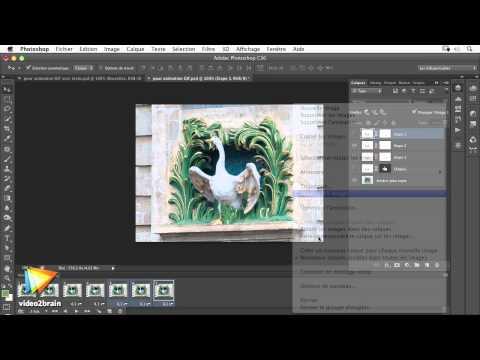 Adobe Photoshop CS6 : Créer Une Animation GIF