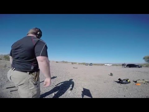 Light The Fuse Pistol With Sand Bag