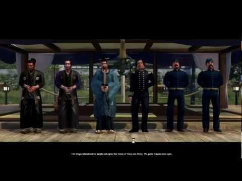 Shogun 2 Total War: Fall of the Samurai part 1 |