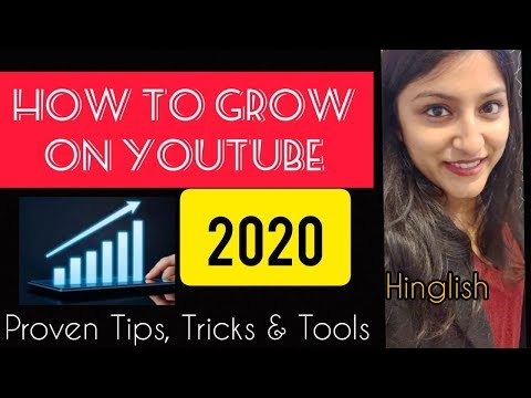 How to grow on Youtube 2020