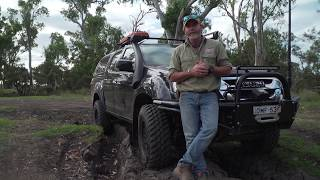Pros & Cons of Fitting Large 4WD Tyres with Graham Cahill from Australian 4WD Action