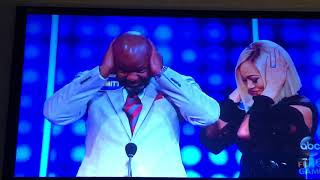 Emmit Smith Family Fued