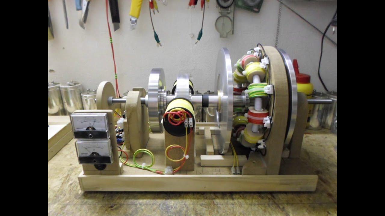 Pulse Motor Generator Update 49 Overunity Is It Or No Doovi