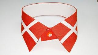 How to make shirt Collar   2019 latest collar design