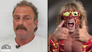 What Jake the Snake Said to Ultimate Warrior at WWE Hall of Fame