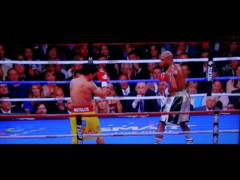 Manny Pacquiao Fought With Injured Shoulder vs Mayweather - BREAKING NEWS On MAYWEATHER VS. PACQUIAO