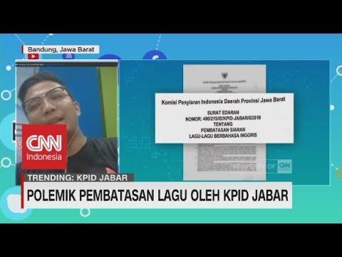 Polemik Pembatasan Lagu 'Vulgar' oleh KPID Jabar Mp3